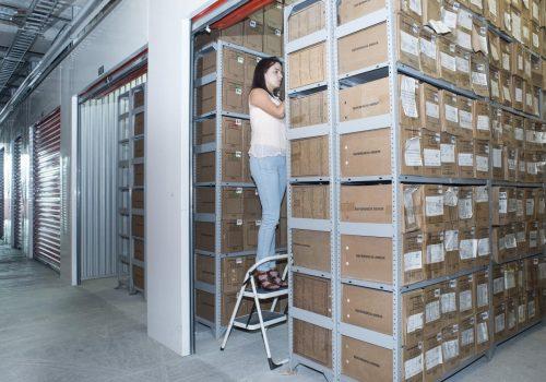 almacen de archivos